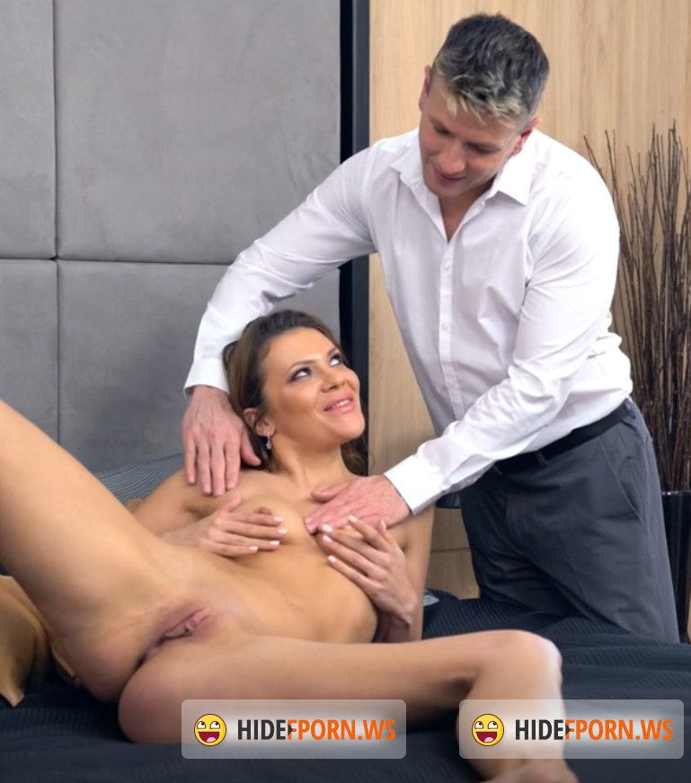 GirlsRimming.com - Choky Ice, Verona Sky - Natural Rimming Ep2 - Tonight I want to bed [HD 720p]