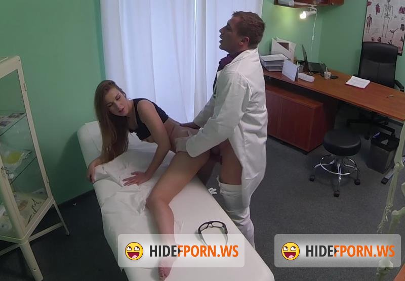 FakeHospital.com - Alexis Crystal - Hot gymnast takes a hard fucking [FullHD 1080p]