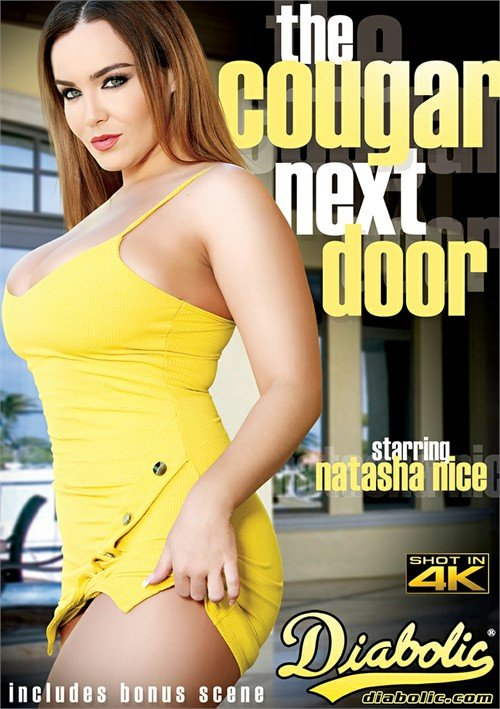 The Cougar Next Door (2018/WEBRip/SD)