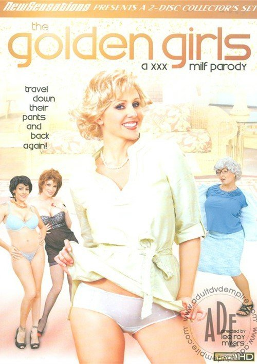Golden Girls: A XXX MILF Parody (2018/SD/480p/1.36 GB)