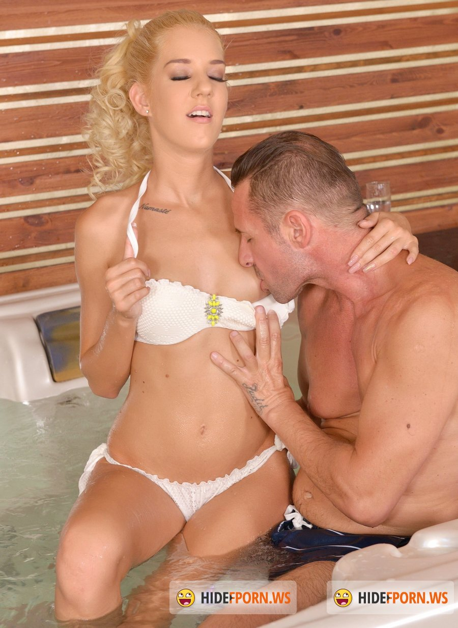 What happens in the jacuzzi