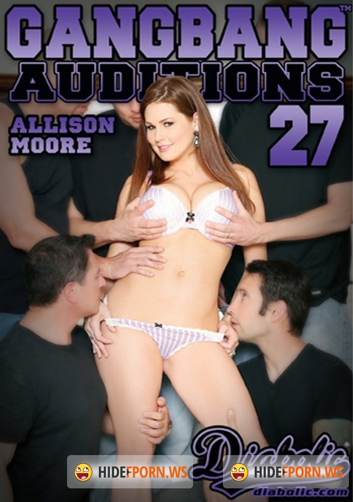 Gangbang Auditions 27 [2013/WEBRip/SD]