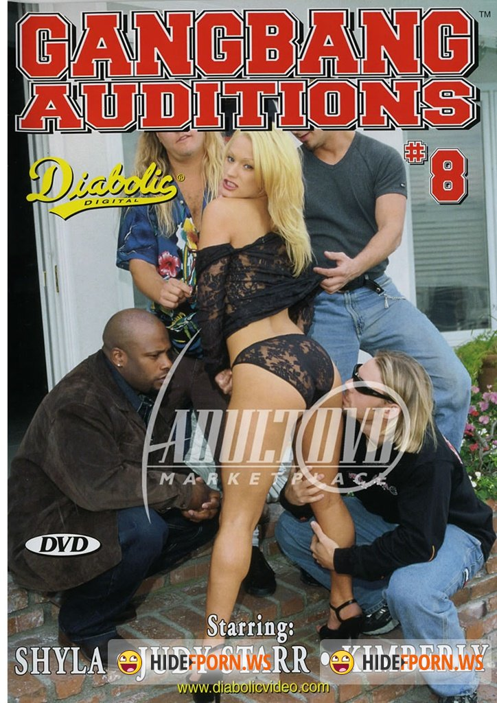 Gangbang Auditions 8 [2002/WEBRip/SD]