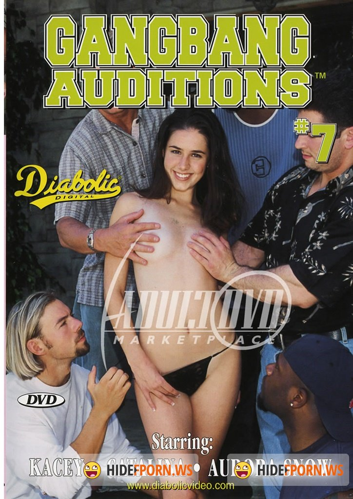 Gangbang Auditions 7 [2001/WEBRip/SD]