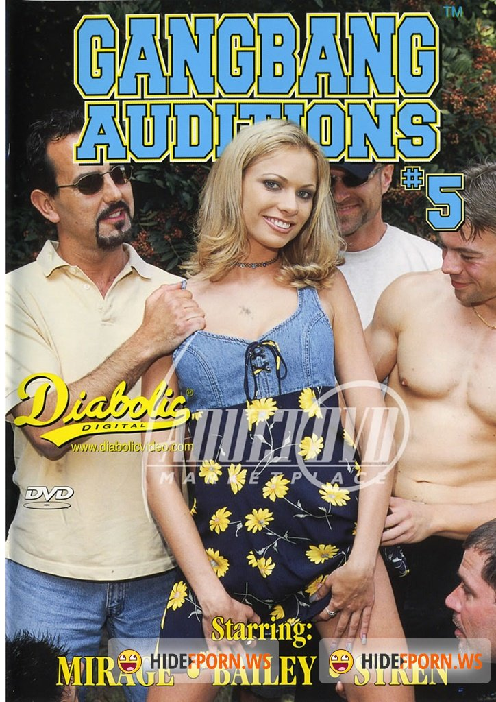 Gangbang Auditions 5 [2000/WEBRip/SD]