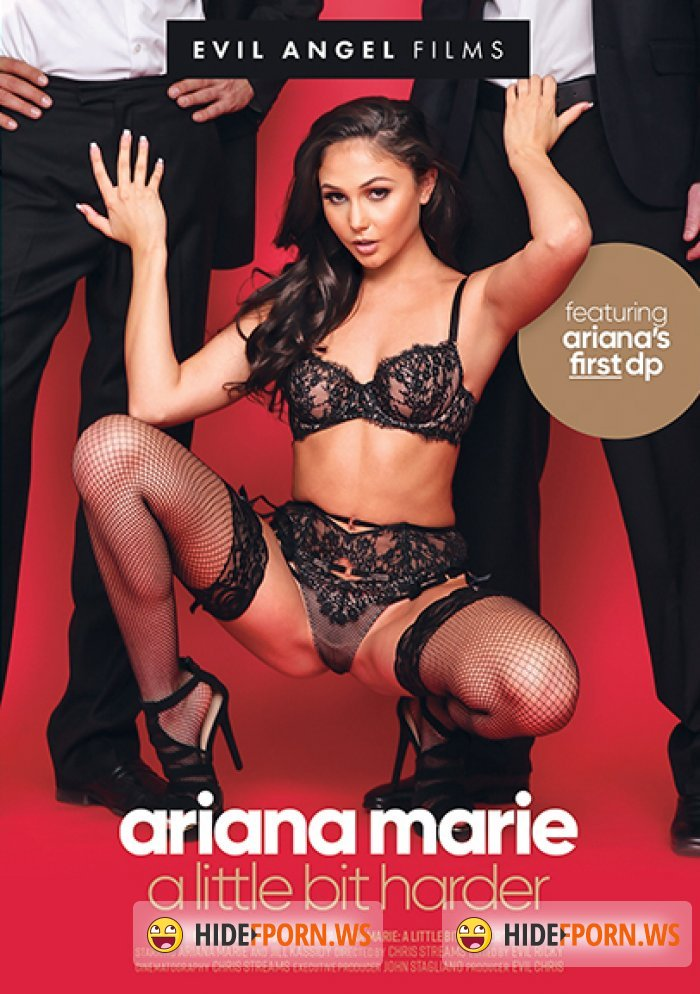 Ariana Marie - A Little Bit Harder [2018/WEBRip/HD]