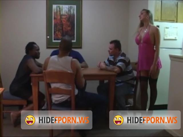 CuckoldPorn.cc - Amateur - Fuck Wife After Poker Party [SD 480p]