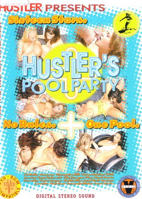 Hustler's Pool Party Crashers (SD/1.32 GB)