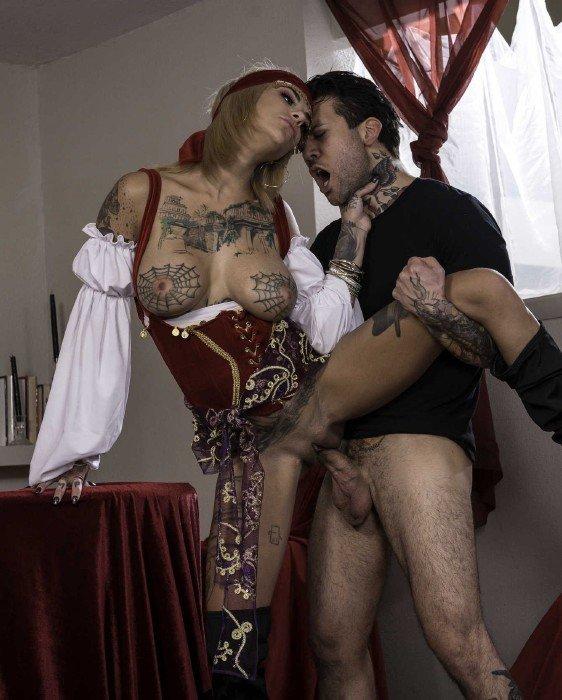 BrazzersExxtra.com/Brazzers.com - Bonnie Rotten - I See Sex In Your Future [FullHD]