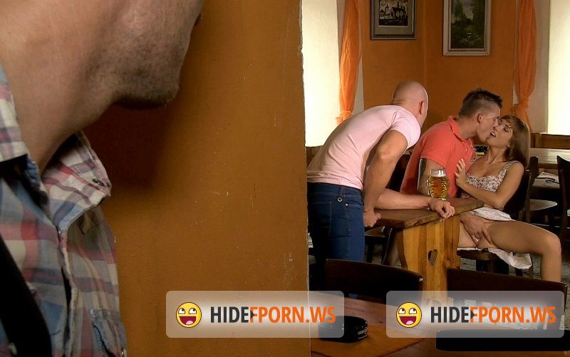 CuckoldPorn.com - Tina Hot - Wife Cheating In The Pub [FullHD 1080p]