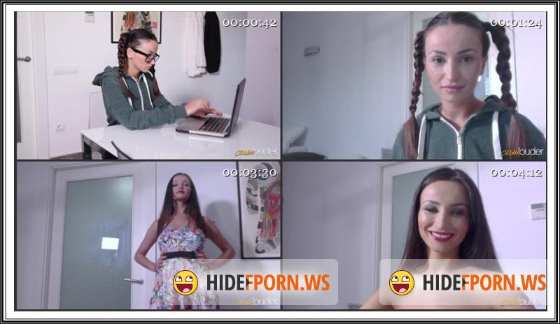 Sweet18.com/CumLouder.com - Alyssia Kent - The First Orgasm of a Nerdy girl [FullHD 1080p]