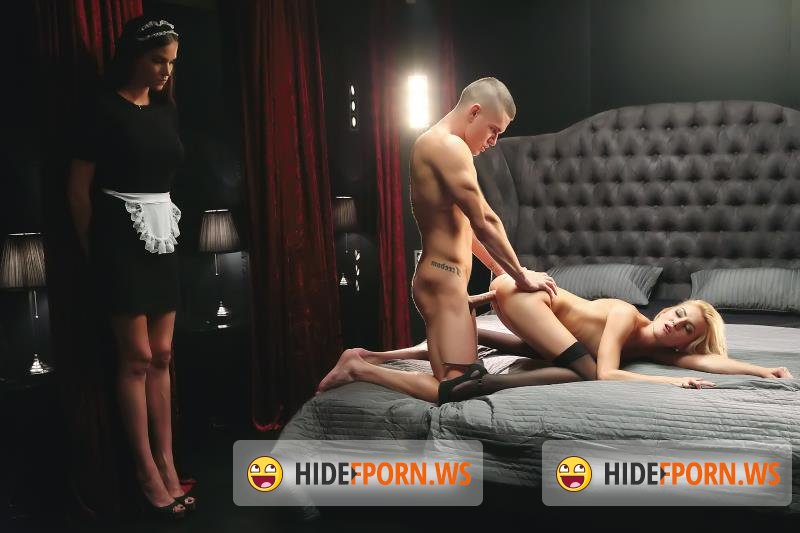 XChimera.com/PorndoePremium.com - Katy Rose - Katy Rose Czech Katy Rose enjoys sensual fuck in the hotel while the maid watches [SD 480p]