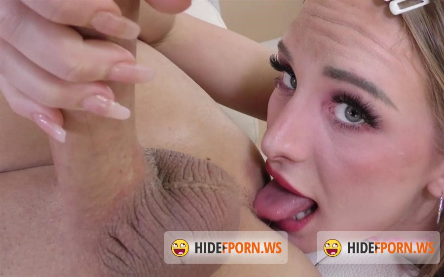 LethalHardcore - Daisy Stone - Convinces Her Stepdad To Let Her Eat His Butthole [FullHD 1080p]