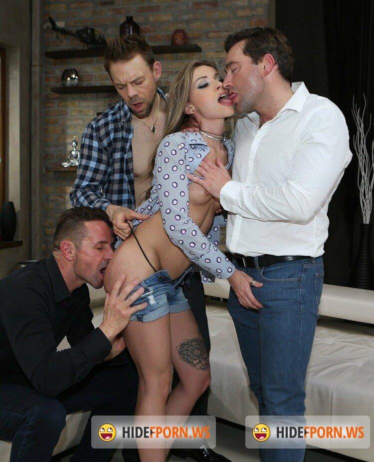 RoccoSiffredi.com - Tina R, Marica Chanel - Rocco Sex Analyst [FullHD 1080p]