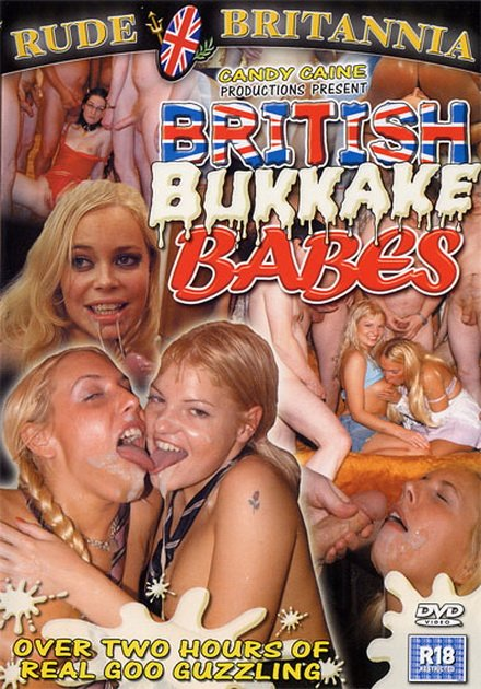 British Bukkake Babes 1 (SD/1.46 GB)