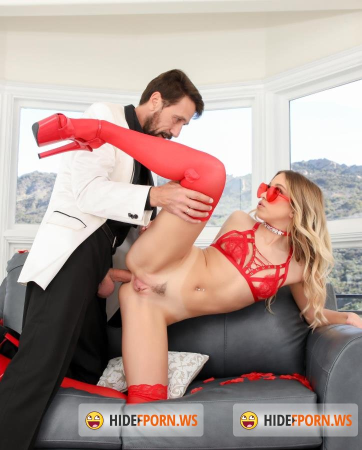 Drilled.XXX - Khloe Kapri - A Butt Plug And Proper Ass Fucking Maked The Best Gift [FullHD/1080p]