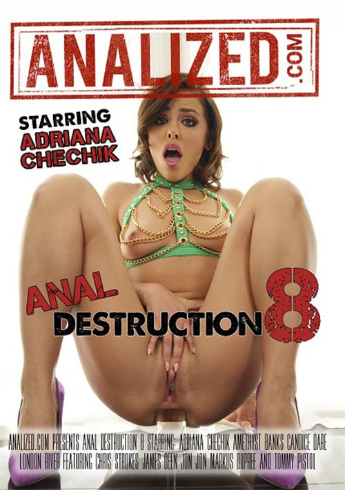 Anal Destruction 8 [2020/WEBRip/SD]