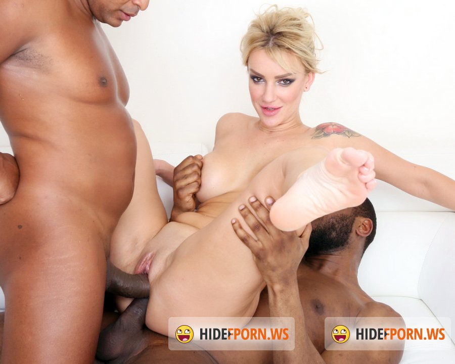 LegalPorno.com - Elen Million - Elen Million Kinky Black Sex With Double Penetration KS020 [HD 720p]