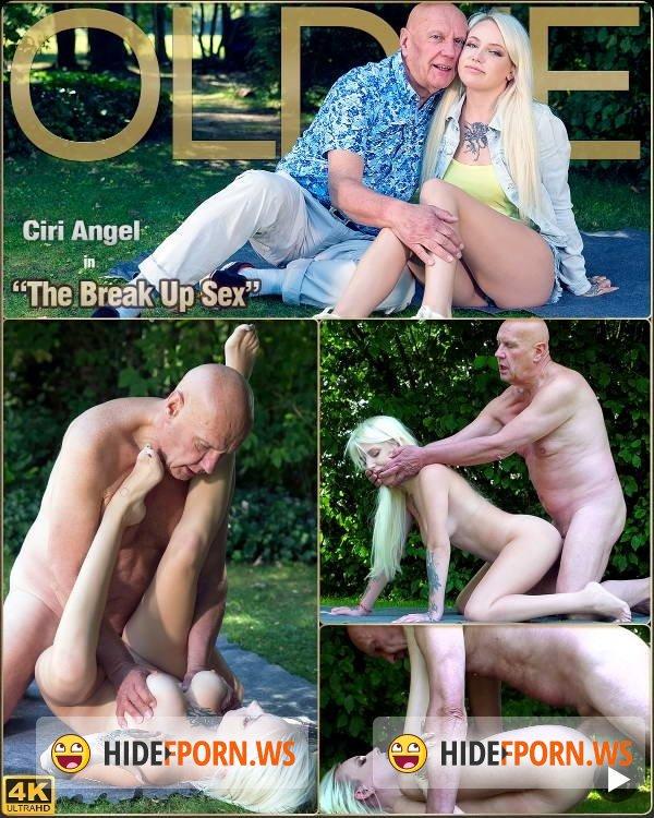 Oldje - Oldje 733 - The Break Up Sex - Ciri Angel [2019/FullHD]