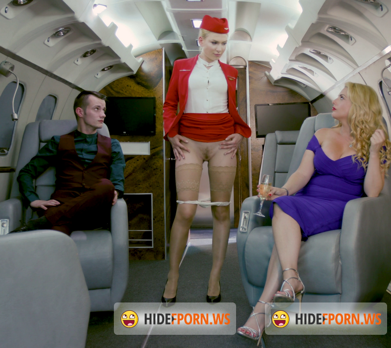 DorcelClub.com - Lucy Heart - A Stewardess Prepared For Anything [4k 2160p]