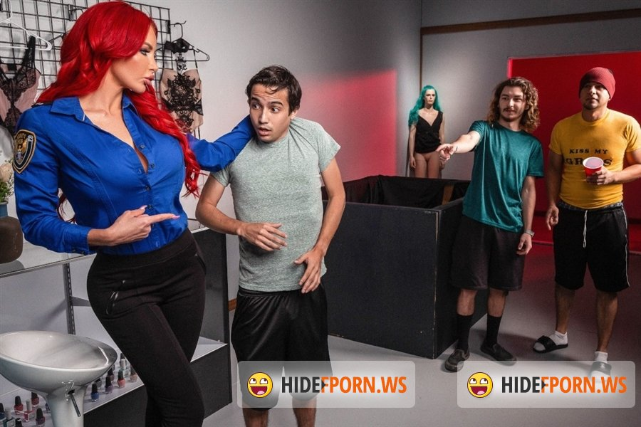 RKDupes - Ricky Spanish, Nicolette Shea - The Mannequin Humping Challenge [2020/FullHD]