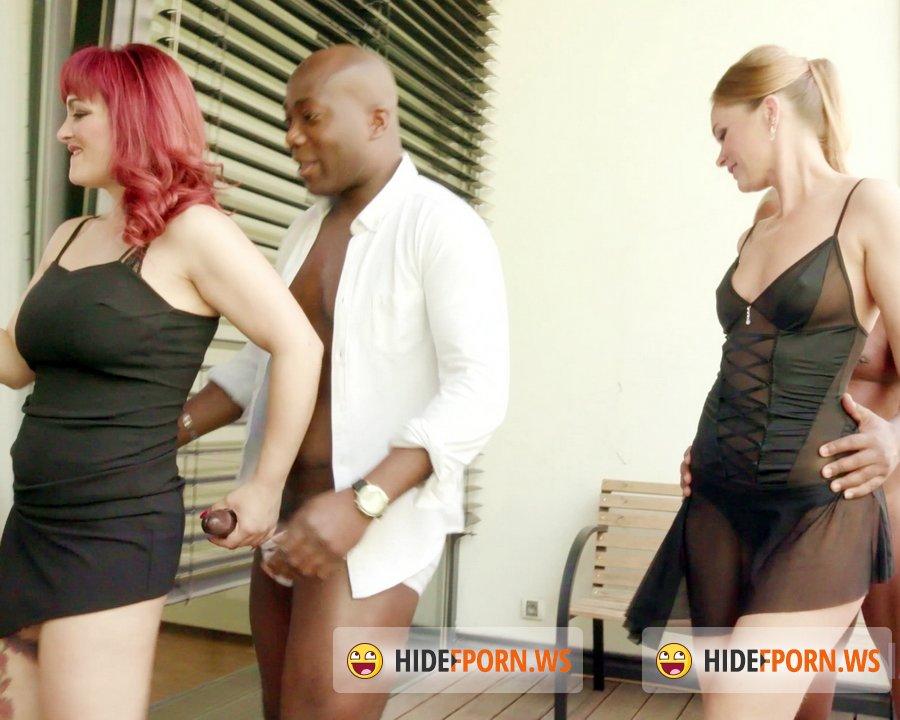 LegalPorno.com - Nika, Mary Rider - Two Milfs Mary Rider And Nika Decide To Go Crazy KS018 [FullHD 1080p]