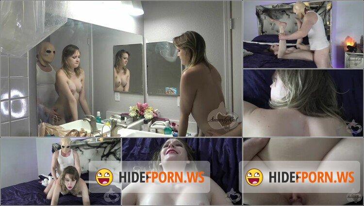 CockNinjaStudios.com/PornHubPremium.com - SmartyKat314 - Son Tricks Mom for Halloween Sex [FullHD 1080p]