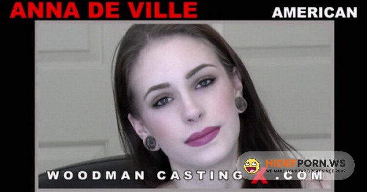 WoodmanCastingX.com - Anna De Ville - Casting X [SD 540p]