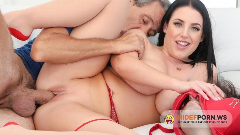Cucked - Angela White - Loves A Photographer That Will Do Anything For Her [FullHD 1080p]