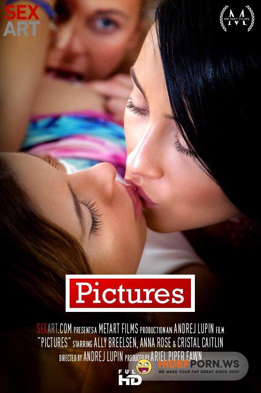 SexArt.com/MetArt.com - Ally Breelsen, Anna Rose, Cristal Caitlin - Pictures [FullHD 1080p]