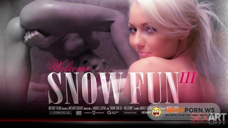 SexArt.com - Annely Gerritsen - Snow Fun III Welcome [FullHD 1080p]
