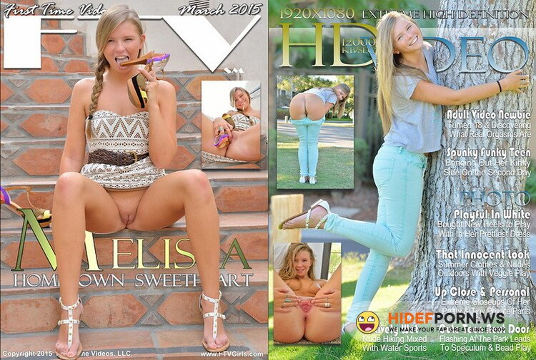 FTVGirls.com - Melissa May - Hometown Sweetheart [FullHD 1080p]