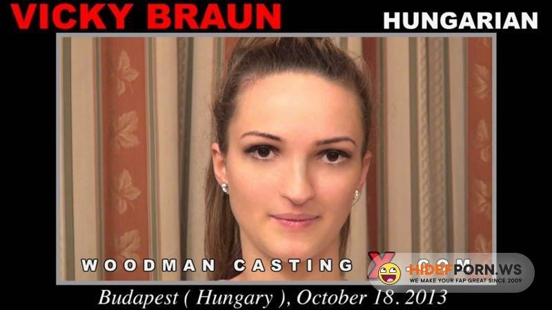 Woodman.com - Vicky Braun - Porn Casting [SD 480p]