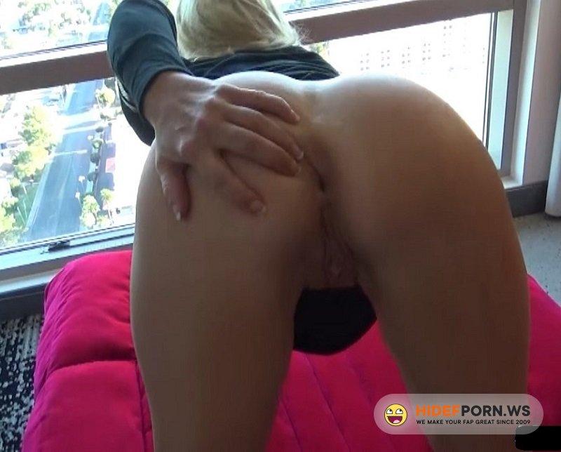 Mature.com - Evelyn - Freak Milf Anal In Window [HD 720p]