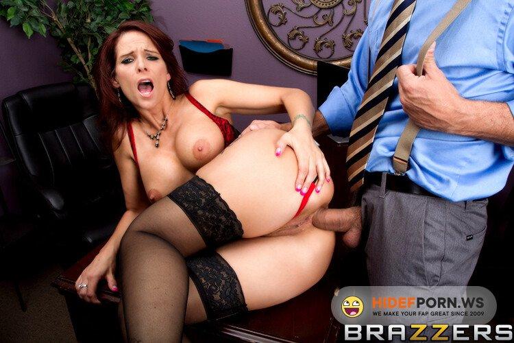 BigTitsAtWork.com/Brazzers.com - Syren De Mer - The XXX Files [HD 720p]