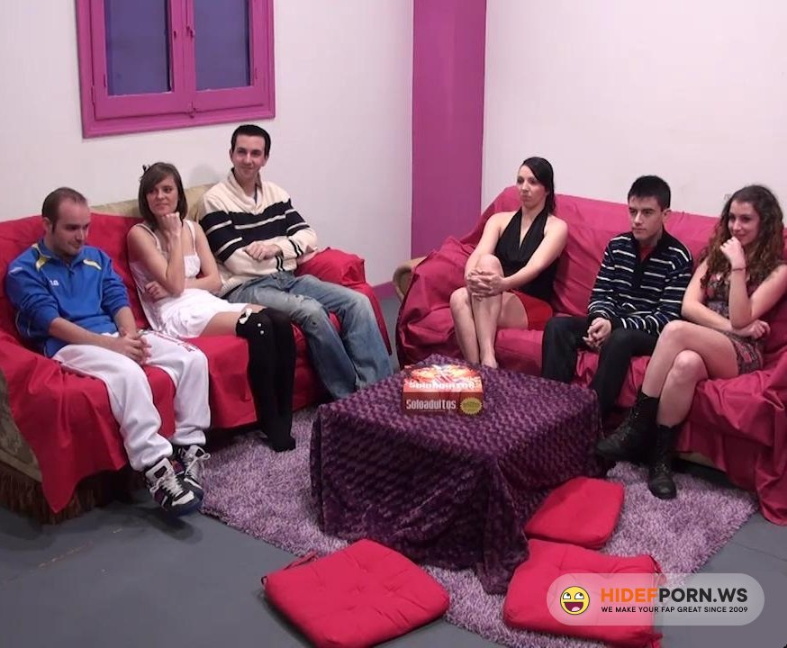 Amateurporn.cc - Ainara and Jordi El Nino Polla - First Teenagers Orgy [HD 720p]