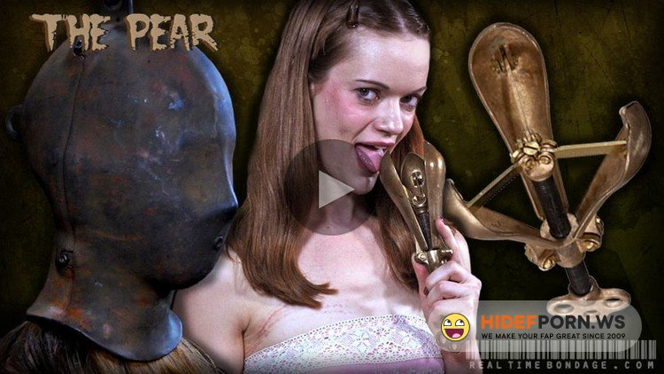 RealTimeBondage.com - Hazel Hypnotic - The Pear [HD 720p]