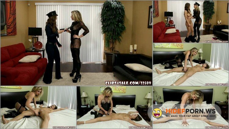 Clipsale.com - Molly Jane - Cory Chase - Nude Cop vs Gangster Girl [HD 720p]