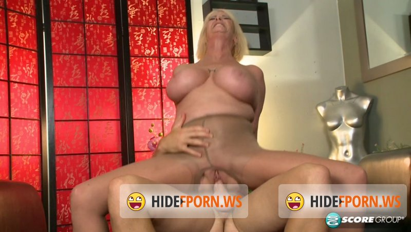 PornMegaLoad - Rose Marie - Big Titted Anal MILF [FullHD 1080p]