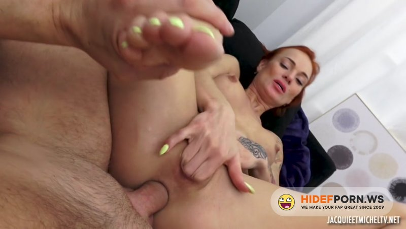 JacquieEtMichelTV - Kessie Shy - KessieS Little Ass Goes To The Pan [HD 720p]