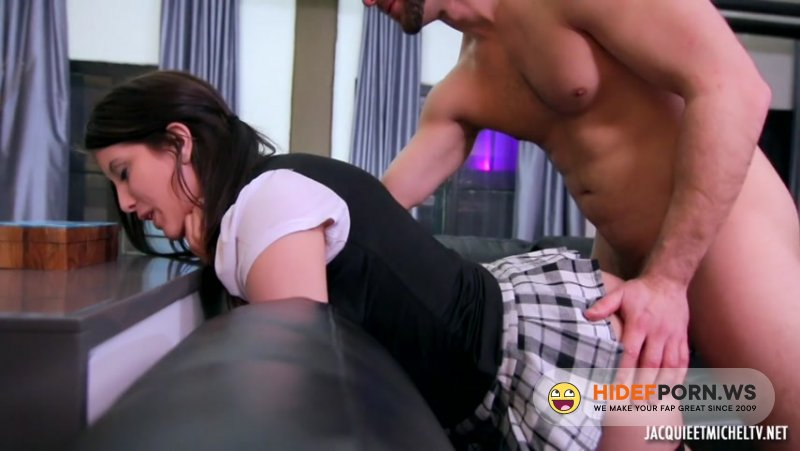 JacquieEtMichelTV - Madison - Total Anal Casting For Madison, 27 Years Old [HD 720p]