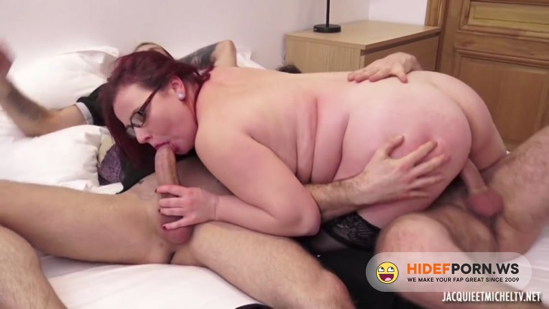 JacquieEtMichelTV - Johana - Johana, 25, Happy With Her First Threesome [HD 720p]