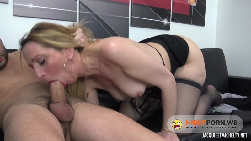JacquieEtMichelTV - Louise - Louise, 42 Years Old, A Breeding Slut [HD 720p]