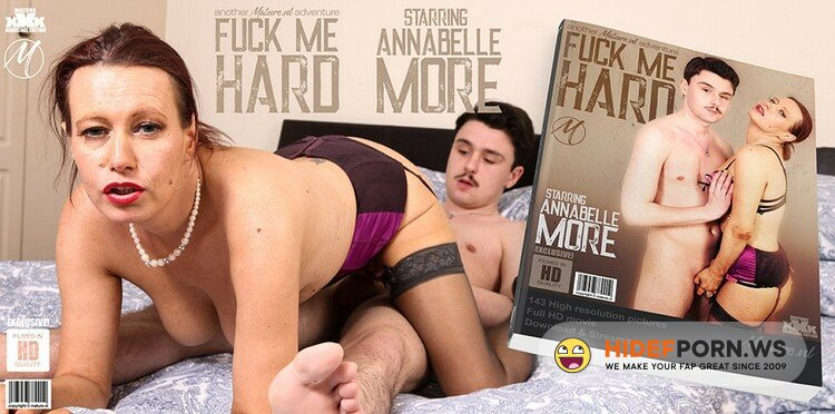 Mature.nl/Mature.eu - Annabelle More - Naughty MILF Annabelle More loves to play with her toy boy [FullHD 1080p]