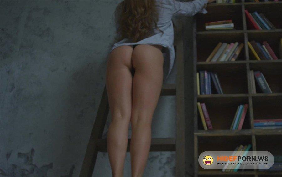 StasyQ - OlivaQ - Olga In The Library [2020/FullHD]