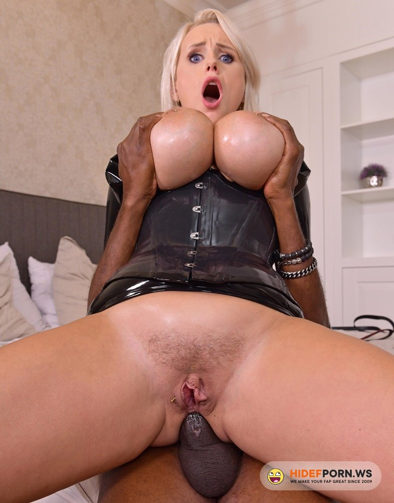 DDFBusty - Angel Wicky - Busty Blonde Orders BBC [HD 720p]