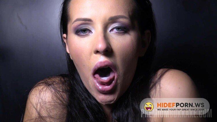 PremiumBukkake.com - Carolina Vogue - Gloryhole [FullHD 1080p]