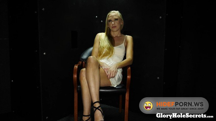 GloryHoleSecrets.com - Kara Stone - Karas First Gloryhole Video [FullHD 1080p]