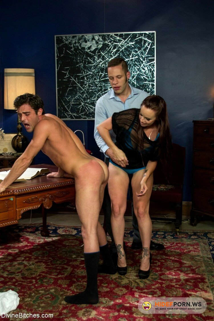 Kink.com/DivineBitches.com - Wolf Hudson, Bella Rossi, Lance Hart - Dr. Hudson Will Fuck Your Wife and Have Her Bust Your Balls to Save Your Marriage [HD 720p]