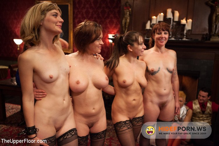 TheUpperFloor.com/Kink.com - Lea Lexis, Krissy Lynn, Sahara Rain, Owen Gray, Mona Wales - Lea Lexis Anal Fucked by Giant Cock and Newbie Slut Gets Porn Lessons [HD 720p]